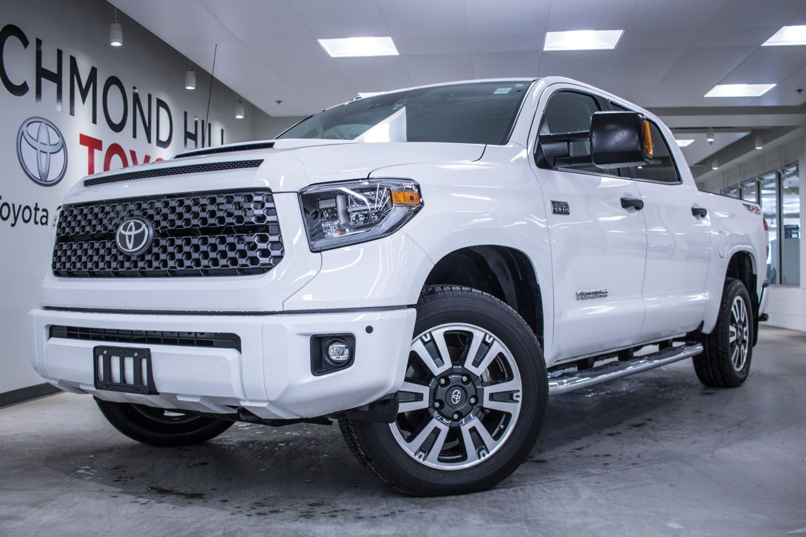 Toyota Tundra Trd Sport With Over  In Added Accessories