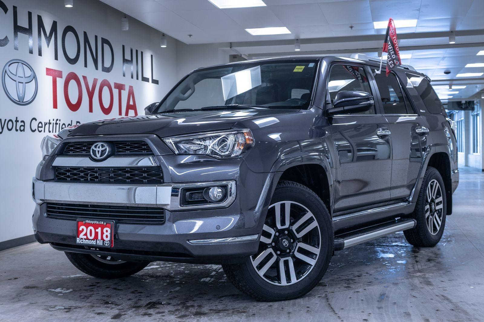 Richmond Hill Toyota   Inventory
