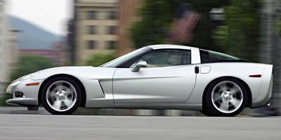 2007 chevrolet corvette 8633