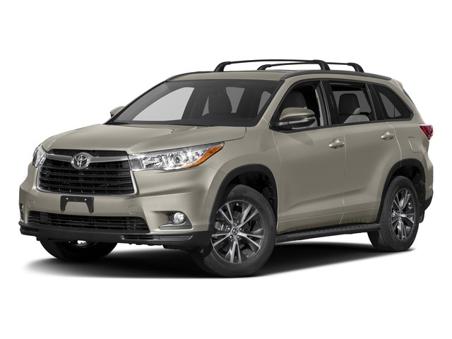 2016 toyota highlander. Black Bedroom Furniture Sets. Home Design Ideas