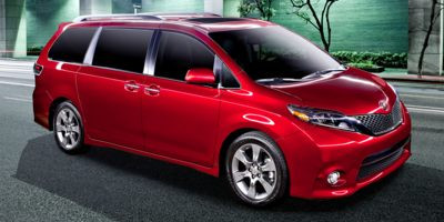 2017 Toyota Sienna SE | 8 - Passenger | Tech Package