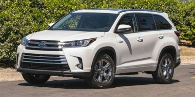 2018 Toyota Highlander Hybrid Limited|Heated steeing wheel|Heated/cooled seats/Blind spot monitoring