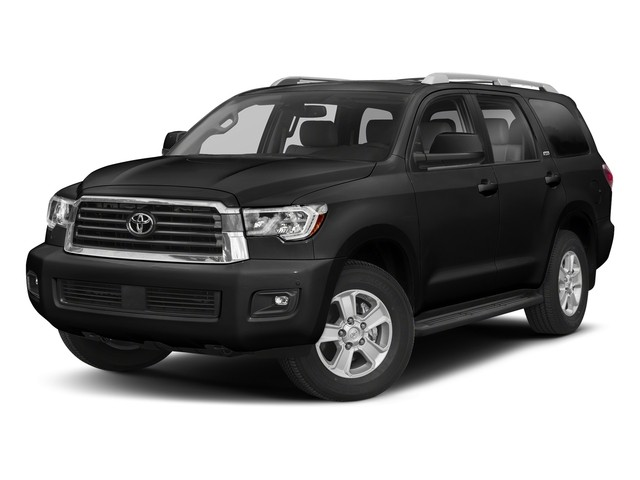 2018 Toyota Sequoia Limited  - Navigation -  Leather Seats