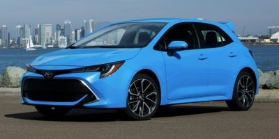 2019 Toyota Corolla Hatchback SE|Heated steering|Heated wipers|Blind spot monitoring|Toyota canada demo