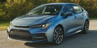 2020 Toyota Corolla LE - Upgrade Package